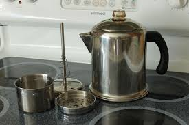 How To Use A Percolator Brew Coffee New Life On Homestead Homesteading Blog