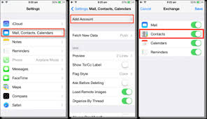 iPhone Contacts Disappeared How to Restore Contacts on iPhone 6s