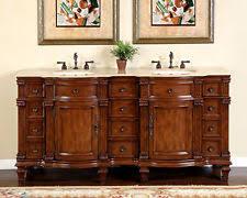 wooden bathroom vanities ebay