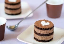 Chocolate Malt Memories Dessert First