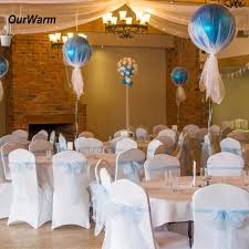 OurWarm 20pcs Lycra Chair Covers Spandex For Wedding Decoration ... Black Tablecloths White Chair Covers Holidays And Events White Black Banquet Chair Covers Hashtag Bg Sashes Noretas Decor Inc Cover Stretch Elastic Ding Room Wedding Spandex Folding Party Decorations Beautifull Silver Sash Table Weddings With Classic Set The Mood Joannes Event Rentals Presyo Ng Washable Pink Wedding Sashes Napkins Fvities Mns Premier Event Rental Decor Floral Provider Reception Room Red Interior