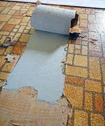Asbestos Floor Tiles Low Risk Are These Vinyl
