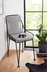 home affaire stuhl aus metall dekorativer stuhl kaufen otto