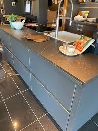 schüller einbauküche next 125 mit kücheninsel