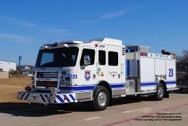 100 Blue Fire Trucks DallasFort Worth Area Equipment News