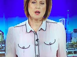 This News Anchor Picked The Worst Outfit Possible
