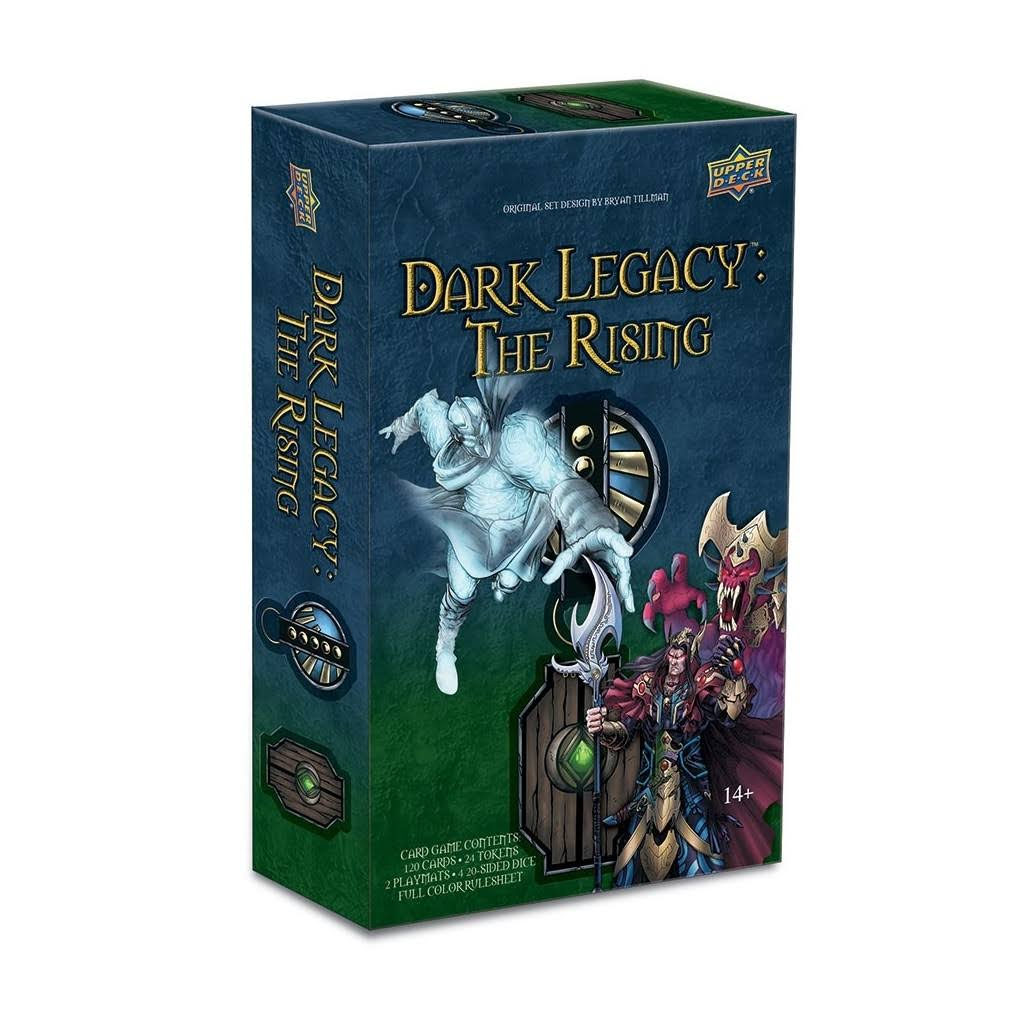 Dark Legacy: The Rising Earth Vs Wind Starter Deck