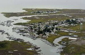 rigell use old barges to stem tangier island erosion