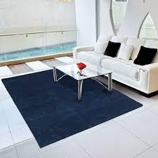 MultiWare Fluffy Area Rugs AntiSkid Yoga Carpet For Living Room Rugs Bedroom Beige120cm X 80cm