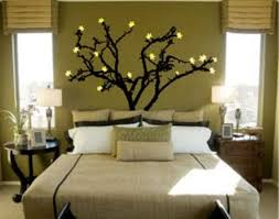 Latest Bedroom Decoration Lovely Great Wall Paint Designs Painting Of For From