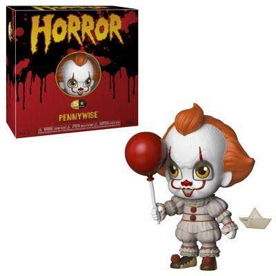 Funko 5 Star Horror Pennywise Collectible Figure - Multicolor