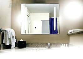 wall mounted makeup mirror with lights best wall mounted