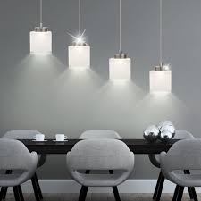 led pendant light cirris led brushed steel