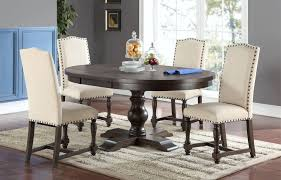 5 Piece Oval Dining Room Sets by Sonoma 66