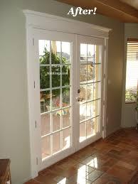 Best Pet Doors For Patio Doors by Best 25 Double Sliding Patio Doors Ideas On Pinterest Double