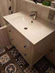 hemnes ikea waschbecken unterschrank in 6800 feldkirch for