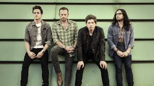 Kings Of Leon: Back With The 'Comeback Story Of A Lifetime' : NPR