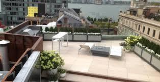 100 Tribeca Roof Penthouse Top New York Decks