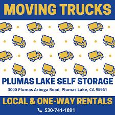 100 Self Moving Trucks Plumas Lake Storage Home Facebook