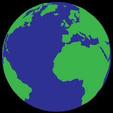 Simple Vector Earth by deebeeArt on DeviantArt