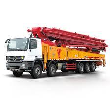 100 Concrete Pump Trucks Liugong Mini 28 M Boom With Price Buy