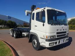 100 White Trucks For Sale 2009 Fuso FV500 Hook Truck For Sale At Daimler