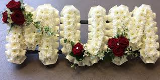 Relative Named Funeral Flowers