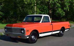 100 454 Truck 1971 Chevrolet C10 Pickup 4Speed For Sale On BaT Auctions