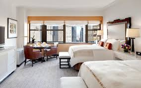 100 New York Style Bedroom Hotels In Midtown Manhattan The Towers Rooms Suites Lotte NYC
