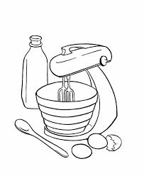 Mixer Drawing At GetDrawings