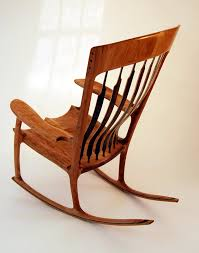 Sam Maloof Rocking Chair Class by My Site Rocking Chairs By Hal Taylor