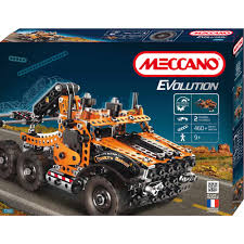 Meccano Evolution Tow Truck - £50.00 - Hamleys For Toys And Games
