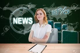 le bureau verte portrait d une femme d affaires élégante dans le bureau contre la 3d