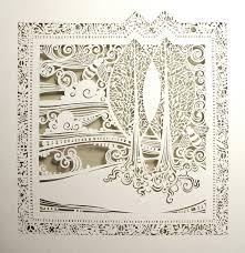 Intricate Cut Paper Designs from Sara Burgess