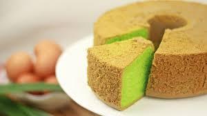 pandan chiffon cake singapore recipe by zatayayummy