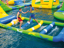 Aqua Park   Wake Island Waterpark / Fun For The Whole Family Water Park Inflatable Games Backyard Slides Toys Outdoor Play Yard Backyard Shark Inflatable Water Slide Swimming Pool Backyards Trendy Slide Pool Kids Fun Splash Bounce Banzai Lazy River Adventure Waterslide Giant Slip N Party Speed Blast Picture On Marvellous Rainforest Rapids House With By Zone Adult Suppliers