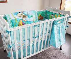 Finding Nemo Crib Bedding by Undersea World 100 Cotton Baby Bedding Set Cotton 4 5items Baby
