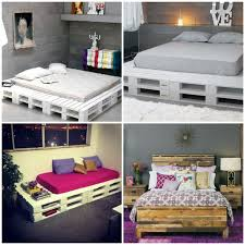 Bedroom Ideas For Furniture Made Of Pallets Fresh Design Pedia