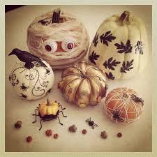 Where Did Carving Pumpkins Originated by No Carve Halloween Pumpkins Ideas For Decorating Pumpkins