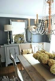 Dining Room Buffet Decor Farmhouse Design Ideas Photos Table Decorating
