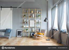 100 How To Design A Loft Apartment Stylish Interior Studio Partment Style Stock Photo
