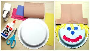 Art N Craft Activities For Kindergarten Easy Apple Craft Ideas Red