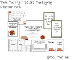 Twas The Night Before Halloween Book by Twas Night Before Thanksgiving Companion Pack