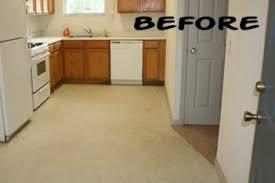 Poured Epoxy Flooring Kitchen by Everlast Editorial