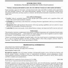 Sample Resume For Truck Driver With No Experience Inspirationa