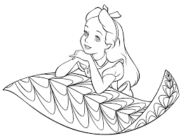Printable Coloring Pages Disney SheetsKids