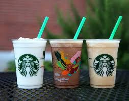 Mini Starbucks Cup 4 Mix Logo Embellishment Miniature Drink