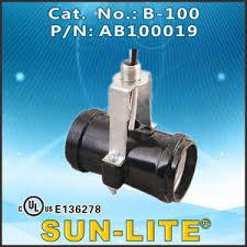 Sun Lite Lamp Holder by China E26 Twin Light Phenolic Lampholder Riveting Type B 100