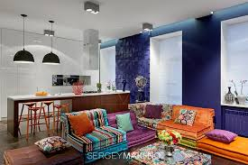 colorful living room ideas