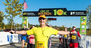 Great Pumpkin 10k Louisville by Great Pumpkin 10k In Louisville At Beckley Creek Park